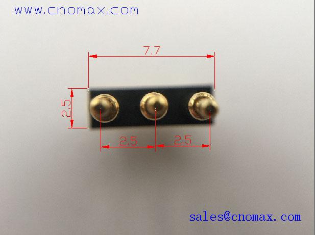3PIN-spring pin