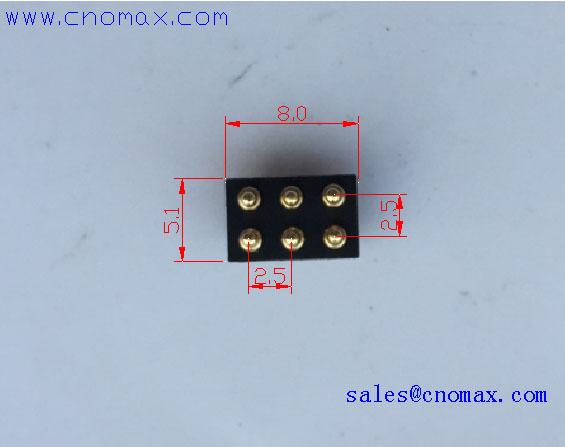 double row pin