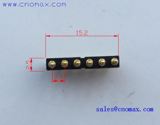 single row connector