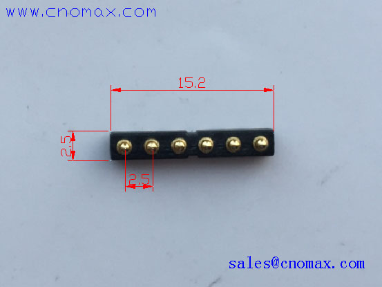 mill max connector pin