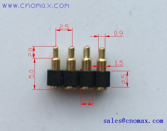 8PIN contact pin