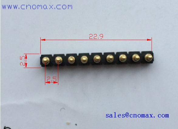 mill-max pin