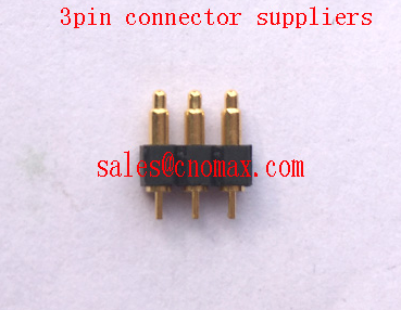 4.5mm high-3pin pogo pin connector