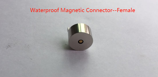 Waterproof Magnetic Connector