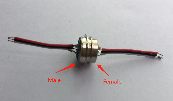 Magnetic Pogo pin connector