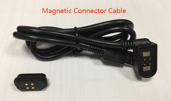 Magnetic Connector with USB cable
