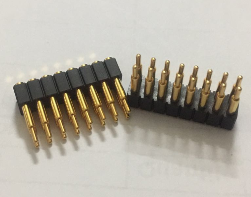 16pin pogo pin connector