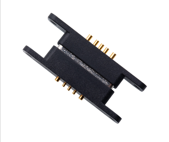 5pin Magnetic pogo pin Connector